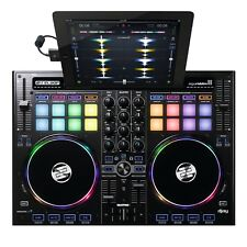 Reloop Beatpad 2 - DJ Controller for iPad / Android / Mac - works with Spotify