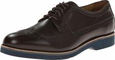 Cole Haan Men's Great Jones Xl L Wing Lace Up Dress Oxford Shoe, Chestnut