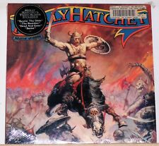 Molly Hatchet - Beatin' The Odds - Original LP Record Album With Hype Sticker