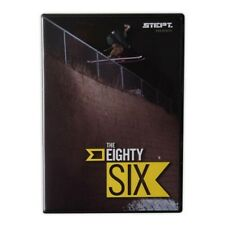 The Eighty Six Extreme Ski DVD Skiing 86 Stept Films