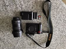 Nikon D7000 Camera W/ 18-200mm Lens and Accessories Please READ>>