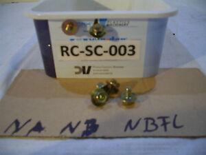 MX5 Schraube M6 Gewindelä 9,5mm  Türschraube Originalteil  NA NB NBFL RC-SC-003
