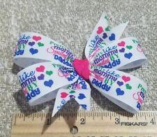 4inches pinwheel pretty like mommy hair bows girl nonslip alligator clip