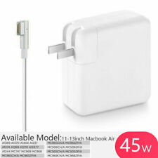 45W Model L MagSafe1 AC Charger Power Adapter For Macbook Air A1369 A1370 MC968Z