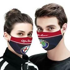 Alfa Romeo Tpl18 3D Face Mask