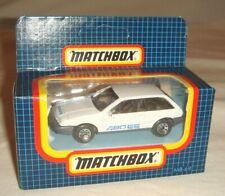 Matchbox MB69 VOLVO 480ES White  - MIB Sealed 1980's