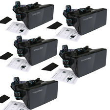 Virtual Reality VR Headset 3D IMAX Video Glasses For iPhone 7 5S 6S Samsung S7 6
