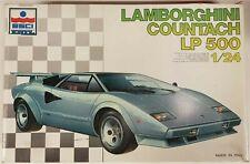 Esci 3056 Lamborghini Countach LP500 1:24 NEU OVP RAR