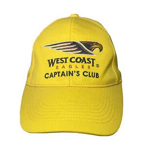 West Coast Eagles AFL 2012 Captains Club Members Cap Hat