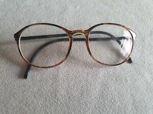 Silhouette brown glasses frames. SPX 2889.