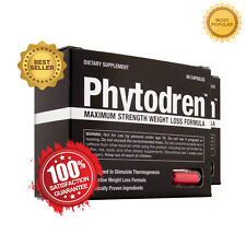 PHYTODREN 2pack - Hardcore Weight Loss - Burn Fat - Boost Energy Levels