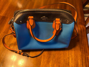 coach handbag new without tags