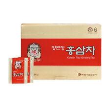 [Cheong Kwan Jang] 6-Year Korean Red Ginseng Tea, Hong Sam Cha (3 g x 100 bags)