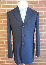 Ray Allen NBA Celebrity Bespoke Blazer Sportcoat Mens Wool 3-Button Custom Blue