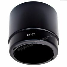 Camera Lens Hood ET-67 For Canon EF 100mm f/2.8 Macro USM e184