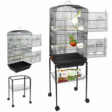Segawe P011230GSD2012 59 inch Rolling Bird Cage with Stand