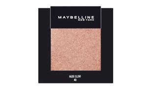 Maybelline shimmery eyeshadow  40 NUDE GLOW 🧡 NEW SEALED