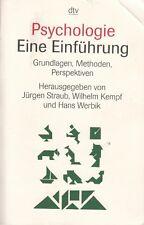 Psychologie Eine Einführung - Grundlagen Methoden Perspektiven dtv 2005