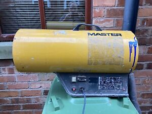 Master BLP73DV Propane Space Heater Dual Voltage Needs Attention