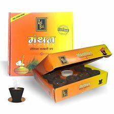 Zed Black Manthan Premium Sambrani-Cup-Box Long lasting Pleasing Aroma Cups