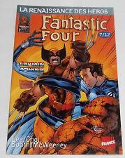 Fantastic Four # 7 [Heroes Reborn] VF Marvel France 1998