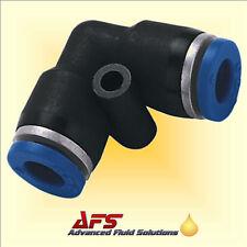 4 mm Push En Codo Nylon Tubo Conector Carpintero línea de aire