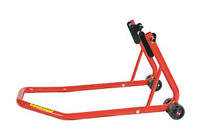 Motorcycle Race Stand Front