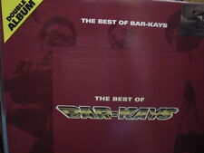 BAR-KAYS THE BEST OF LIMITED EDITION TREMENDOUSLY RARE & VALUABLE 2  LP SET
