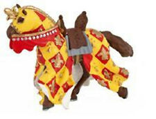 Papo Horse of Crossbowman- Red Toy Figurine 39754 NEW