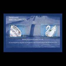 Swarovski Crystallised Stamps 2004 Limited Edition Mounted