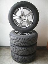 "4 Winterreifen 235 / 65 R17 Mercedes ML-R-Klasse W251 W164 17"" Alufelgen"