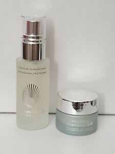 Omorovicza Silver Skin Saviour 15 ml + Omorovicza mist 30 ml new unboxed