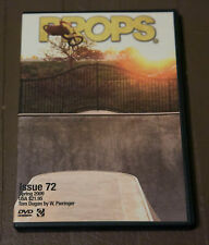 Props Bmx Issue 72 Dvd New Tom Dugan, Chase Hawk, Aaron Ross