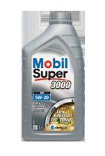Olio Motore MOBIL Super 3000 5w30 xe Full Syntetic lattina da 1 litro