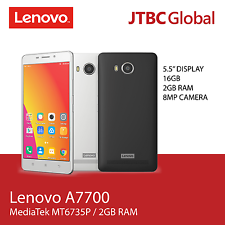 New Lenovo A7700 5.5 Inch 4G LTE 16GB Factory Unlocked Android Smart Phone