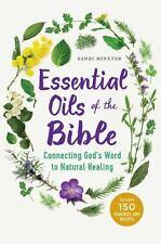 ESSENTIAL OILS OF THE BIBLE - MINETOR, RANDI - NEW PAPERBACK BOOK
