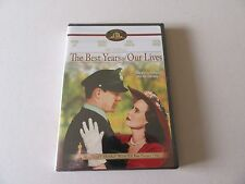 New The Best Years of Our Lives Dvd. Rare Usa Version. Factory Sealed.
