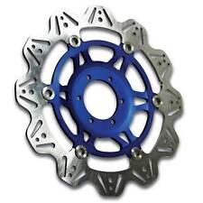 EBC Front Blue Vee Rotor Brake Disc For Suzuki 1998 TL1000R W