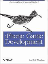 iPhone Game Development: By Zirkle, Paul, Hogue, Joe