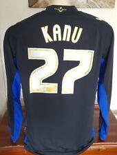 PORTSMOUTH football shirt jersey top *KANU 27* Long Sleeve 2011 2012 Nigeria