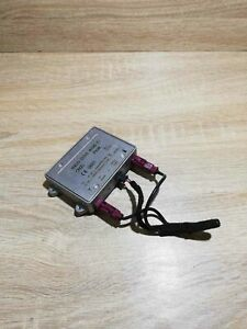Audi A6 C6 8E0035456C Antena Radio Señal Amplificador Tope Genuine OE