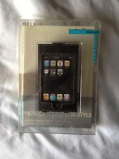 Belkin Leather Sleeve Apple iPod Touch 2nd Gen NO PACKAGING