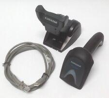Datalogic Gryphon Gbt4400-Bk Wireless Scanner + Bc4030-Bk-Bt Charger + Cable