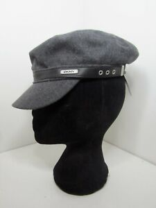 Lovely dkny ladies cap hat great , NWT, authentic rrp 55.00  (i1)