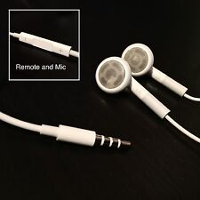 Classic Real OEM Headphones Earbuds Earphones Apple iPhone 4 4S 5 5S 6 6 Plus