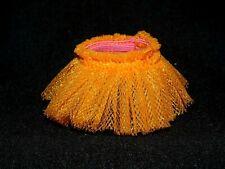 My Little Pony G3 Baby Pink Sunsparkle (2003) Orange Tutu Skirt