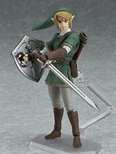 figma 320 The Legend of Zelda LINK Twilight Princess Ver DX Edition Figure GSC