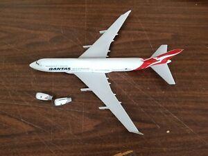 Boeing 747-400 1:200 Model Qantas Hogan Longreach VH-OJA Spirit of Australia