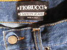 FIORUCCI MENS JEANS -FIORUCCI MENS SAFETY 100% Cotton, MADE in ITALY ANTHENTIC