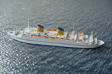 Costa Cruise Ship COLUMBUS C by CM 1:1250 Waterline Model